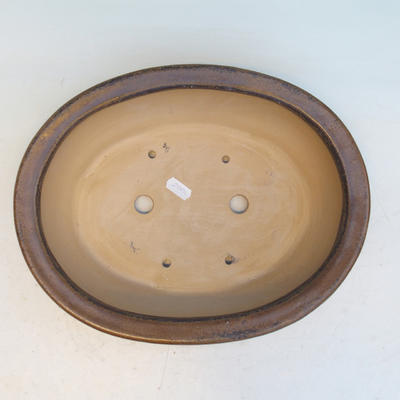 Bonsai Keramikschale CEJ 56, beige - 3