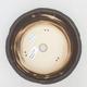 Keramische Bonsai-Schale 20,5 x 20,5 x 7,5 cm, Farbe rissig - 3/4
