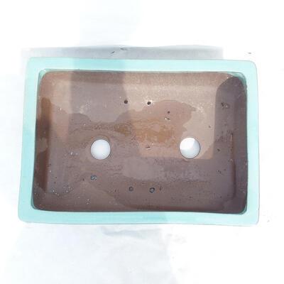Bonsaischale 41 x 29 x 12 cm, Farbe grün - 3
