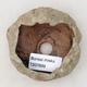Keramikschale 6 x 5,5 x 4,5 cm, Farbe braun-grün - 3/3