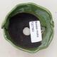 Keramikschale 7,5 x 7,5 x 5 cm, Farbe grün - 3/3