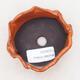 Keramikschale 7 x 6,5 x 5 cm, Farbe orange - 3/3