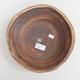 Keramik-Bonsaischale - in einem Gasofen mit 1240 ° C gebrannt - 3/4