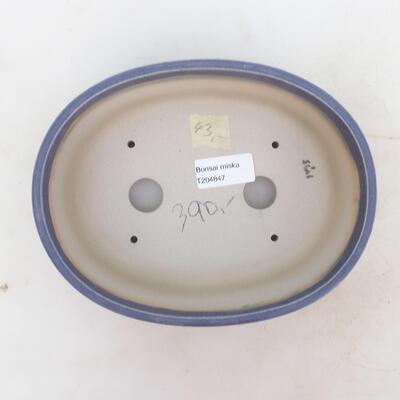 Bonsai-Schale 20 x 15,5 x 6 cm, Farbe lila - 3