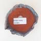 Keramikschale 7 x 6,5 x 5,5 cm, Farbe blau - 3/3