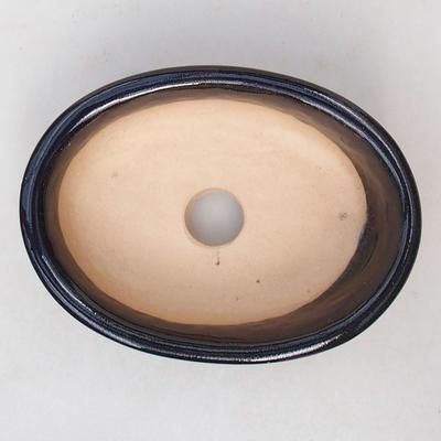 Bonsaischale aus Keramik H 04 - 10 x 7,5 x 3,5 cm - 3