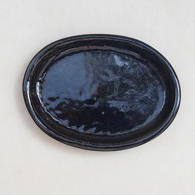 Bonsaischale, Tablett H04 - Schüssel 10 x 7,5 x 3,5 cm, Tablett 10 x 7,5 x 1 cm - 3