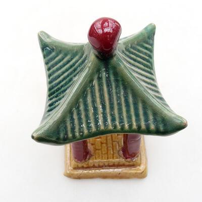 Keramikfigur - Pavillon A17b - 3