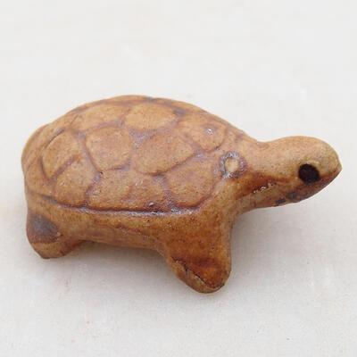 Keramikfigur - Schildkröte C8 - 3