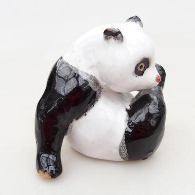 Keramikfigur - Panda D24-3 - 3