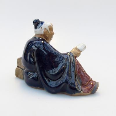Keramik-Figur - Reader - 3