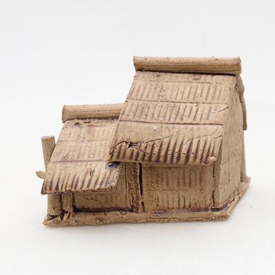 Keramikfigur - Hütte F28 - 3