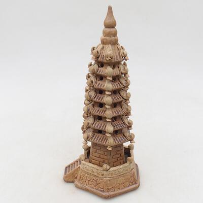 Keramikfigur - Pagode F7 - 3