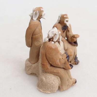 Keramikfigur - Strichmännchen H14 - 3