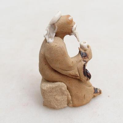 Keramikfigur - Strichmännchen H25 - 3