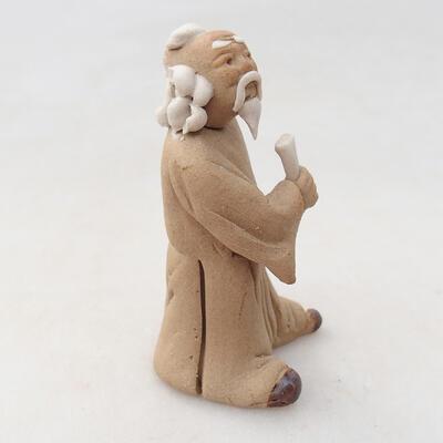 Keramikfigur - Strichmännchen H26j - 3