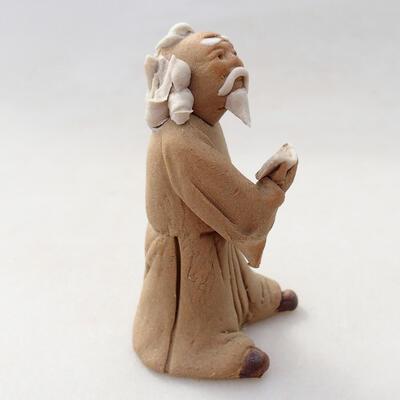 Keramikfigur - Strichmännchen H26k - 3