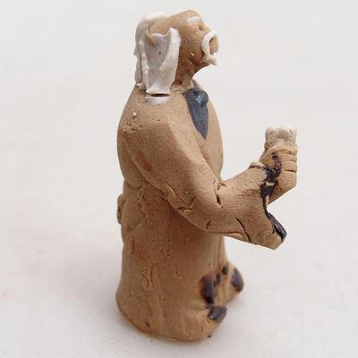 Keramikfigur - Strichmännchen H28 - 3