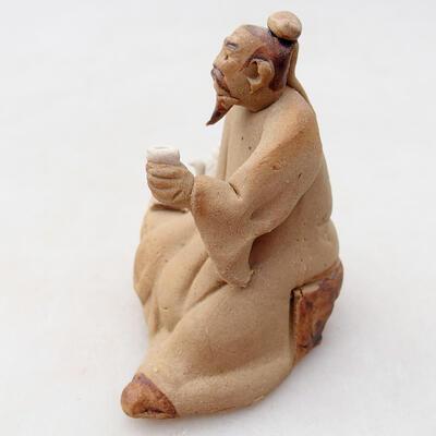 Keramikfigur - Strichmännchen H30 - 3