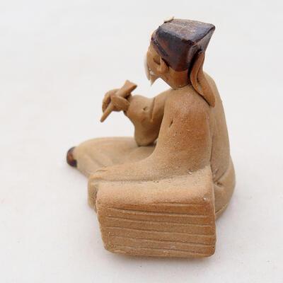 Keramikfigur - Strichmännchen I1 - 3