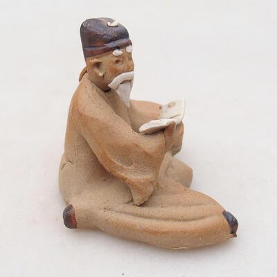 Keramikfigur - Strichmännchen I2 - 3