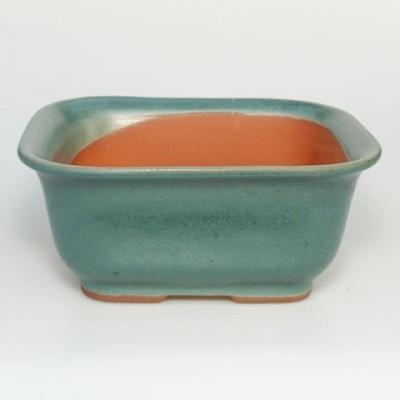 Bonsai Schüssel Tablett H36 - Schüssel 17 x 15 x 8 cm, Tablett 17 x 15 x 1 cm - 3