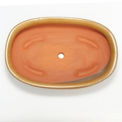 Bonsaischale aus Keramik H 15 - 26,5 x 17 x 6 cm - 3