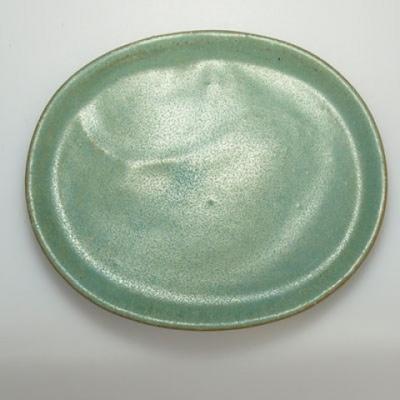 Bonsai Schüssel Tablett H 30 - Schüssel 12 x 10 x 5 cm, Tablett 12 x 10 x 1 cm - 3