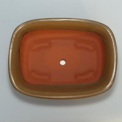 Keramik Bonsai Schüssel H 10 - 37 x 27 x 10 cm - 3