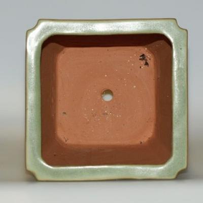 Keramik Bonsai Schüssel H 22 - 17,5 x 17,5 x 29 cm - 3