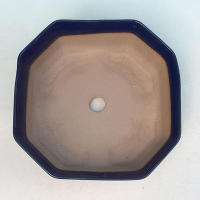 Keramik Bonsai Schüssel H 14 - 17,5 x 17,5 x 6,5 cm - 3