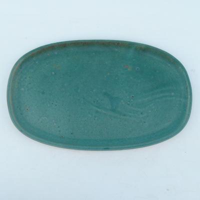 Bonsai Schüssel Tablett H15 - Schüssel 26,5 x 17 x 6 cm, Tablett 24,5 x 15 x 1,5 cm - 3