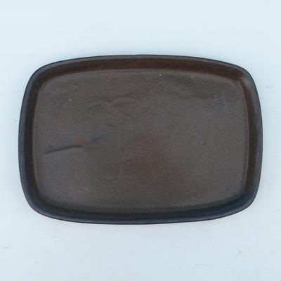 Bonsai Schüssel Tablett H10 - Schüssel 37 x 27 x 10 cm, Tablett 34 x 23 x 2 cm - 3