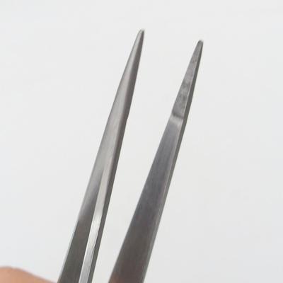 Spachtel und Pinzette 22 cm - Edelstahl - 3