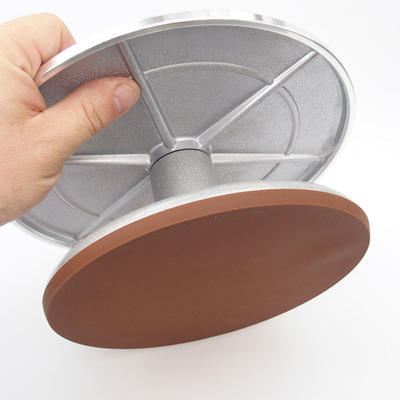 Aluminium Drehteller Profi 23x9,5 cm - 3