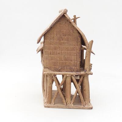 Keramikfigur - Hütte F18 - 4
