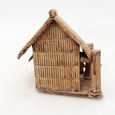 Keramikfigur - Hütte F27 - 4