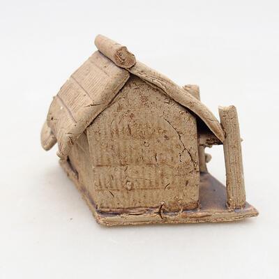 Keramikfigur - Hütte F28 - 4