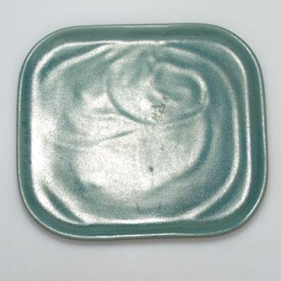 Bonsai Schüssel Tablett H36 - Schüssel 17 x 15 x 8 cm, Tablett 17 x 15 x 1 cm - 4