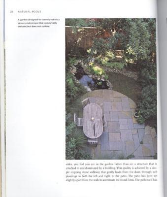 Wasserspiele für kleine Gärten - 4