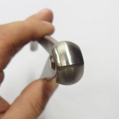 Zangen 20.5 cm Edelstahlfront - 5